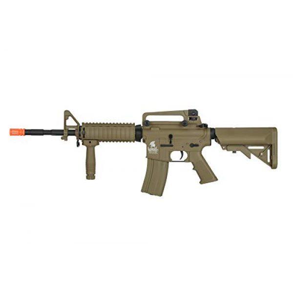 Lancer Tactical Airsoft Rifle 1 Lancer Tactical Gen 2 M4 RIS LT-04T Airsoft Gun AEG Rifle Dark Earth