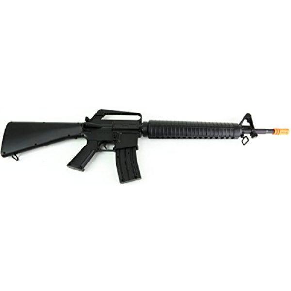 Well Airsoft Rifle 7 Well Airsoft M16A1 Spring Rifle Airsoft Gun