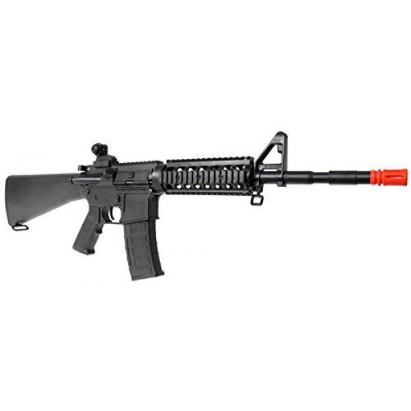 SRC Airsoft Rifle 3 src aeg-the dragon sr16ris nimah/charger included-metal gb(Airsoft Gun)