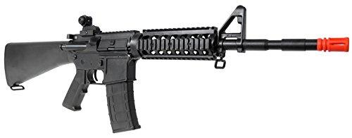 SRC  3 src aeg-the dragon sr16ris nimah/charger included-metal gb(Airsoft Gun)