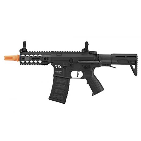 Lancer Tactical Airsoft Rifle 1 Lancer Tactical Classic Army AR4 SBR Light AEG CQB Airsoft Rifle Black 360 FPS