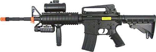 CSI  1 csi aeg-m83 semi/full auto nicads/charger/accessories incl.(Airsoft Gun)