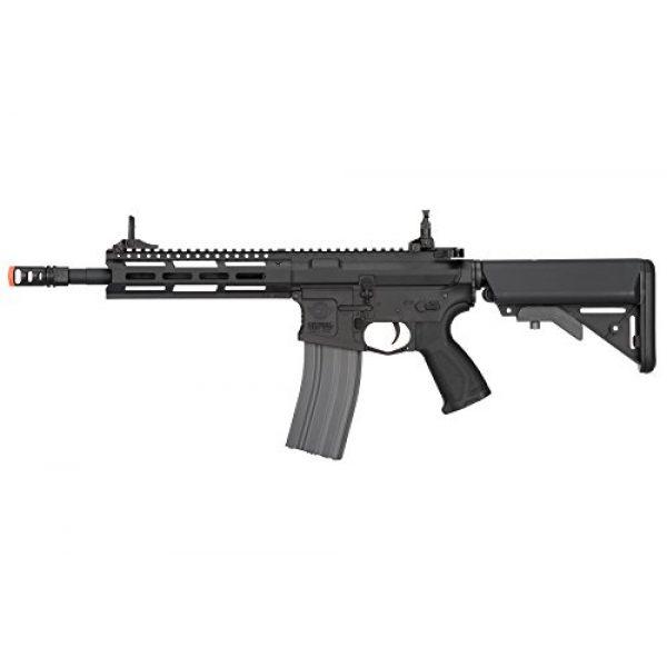 G&G Airsoft Rifle 1 G&G CM16 Raider 2.0 6mm AEG Airsoft Rifle in Black w/MLOK Handguard
