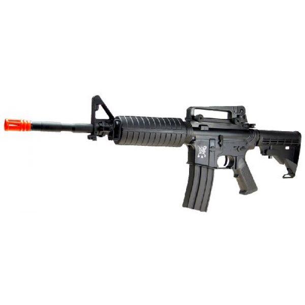 SRC Airsoft Rifle 2 src aeg-m4a1 semi/full auto nimah/charger included-metal gb/blk(Airsoft Gun)
