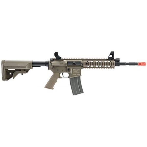 Umarex Airsoft Rifle 4 Elite Force M4 AEG Automatic 6mm BB Rifle Airsoft Gun, CFR, FDE