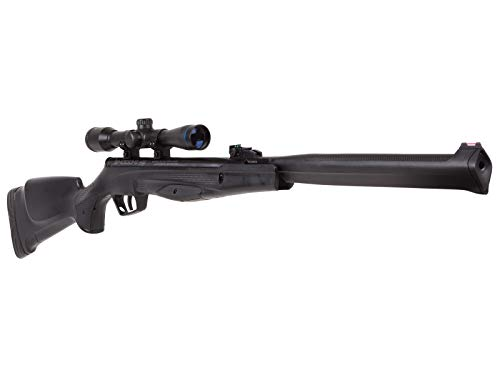 Stoeger  2 Stoeger S4000-E Black Synthetic Suppressed Rifle/Scope Combo air Rifle