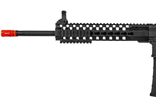 "Lancer Tactical  6 Lancer Tactical M4 Advance Recon Carbine 16"" AEG Airsoft Gun (Black)"