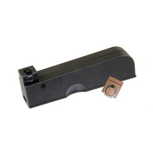 CYMA Airsoft Gun Magazine 2 CYMA 30rd Airsoft VSR10 Magazine for CM701 X 3PCS -Mobile Ring Included