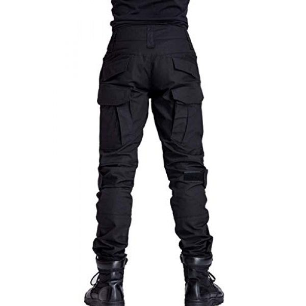 AKARMY Tactical Pant 2 Men's Military Tactical Pants Casual Camouflage Multi-Pocket BDU Cargo Pants Trousers