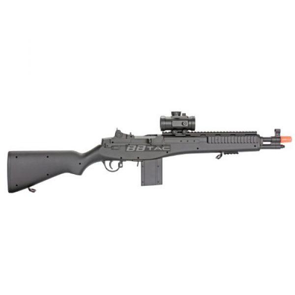 BBTac Airsoft Rifle 2 BBTac m305p airsoft gun m14 ris full sized spring airsoft rifle with scope with warranty(Airsoft Gun)