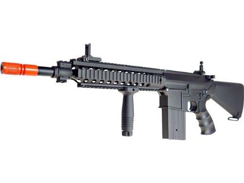 Jing Gong (JG)  2 JG sr 25 full metal aeg airsoft rifle(Airsoft Gun)
