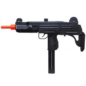 Airsoft Airsoft UZI AEG 1 AirSoft Full Automatic Uzi AEG Gun SMG Electric D91 Auto Machine Pistol CQB