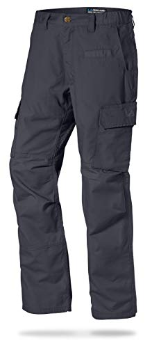LA Police Gear Tactical Pant 1 Men's Urban Ops Tactical Cargo Pants - Elastic WB - YKK Zipper