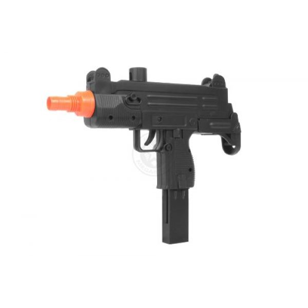 Double Eagle Airsoft Rifle 2 Double Eagle m35 Tactical Uzi Airsoft SMG Spring Powered Pistol(Airsoft Gun)
