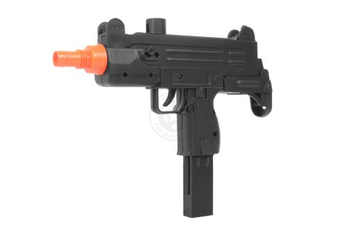 Double Eagle  2 Double Eagle m35 Tactical Uzi Airsoft SMG Spring Powered Pistol(Airsoft Gun)