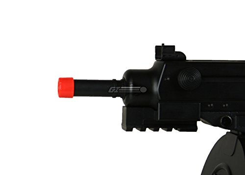 Well  5 Well R2 Skorpion AEP Airsoft SMG (Black)