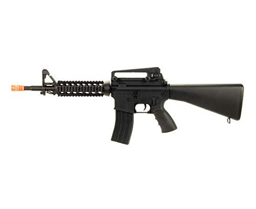 Well  1 electric Well d3801 m4 ris fps-200 airsoft rifle(Airsoft Gun)