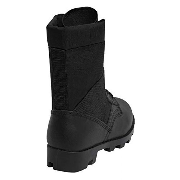 Rothco Combat Boot 3 Black G.I. Type Speedlace Jungle Boots