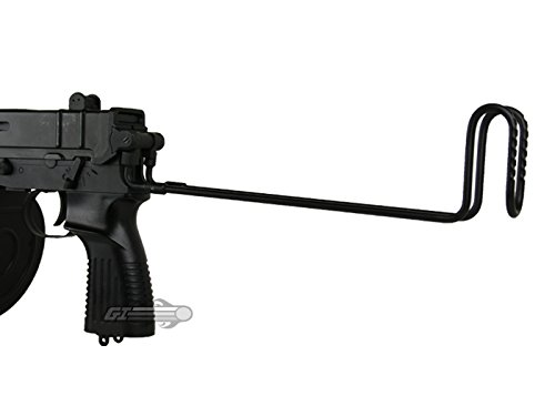 Well  7 Well R2 Skorpion AEP Airsoft SMG (Black)