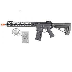 Wearable4U Airsoft Rifle 1 Umarex Elite Force Avalon Saber Carbine M-LOK Gen2 AEG Electric 6mm BB Rifle Airsoft Gun with Wearable4U Bundle