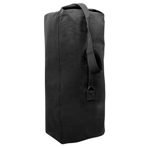 Rothco Tactical Backpack 2 Heavyweight Top Load Canvas Duffle Bag