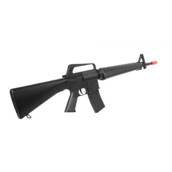 Airsoft Airsoft Rifle 5 Airsoft BBTac BT M16 A2 Gun Vietnam WWII Version Spring Powered Rifle