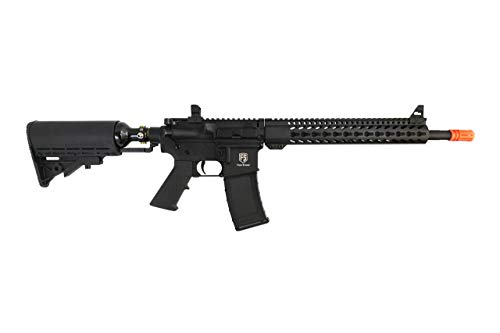 First Strike  1 First Strike T15-A1 Carbine Gas Blow Back Airsoft Rifle w/Integrated 13/3000 Tank Stock