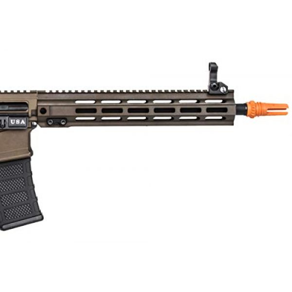 Classic Army Airsoft Rifle 6 Classic Army Nemesis Gen2 LS12 M4 Carbine AEG Airsoft Rifle w/BAS Stock (Bronze)