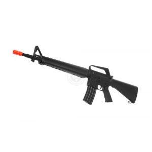 Airsoft Airsoft Rifle 1 Airsoft BBTac BT M16 A2 Gun Vietnam WWII Version Spring Powered Rifle