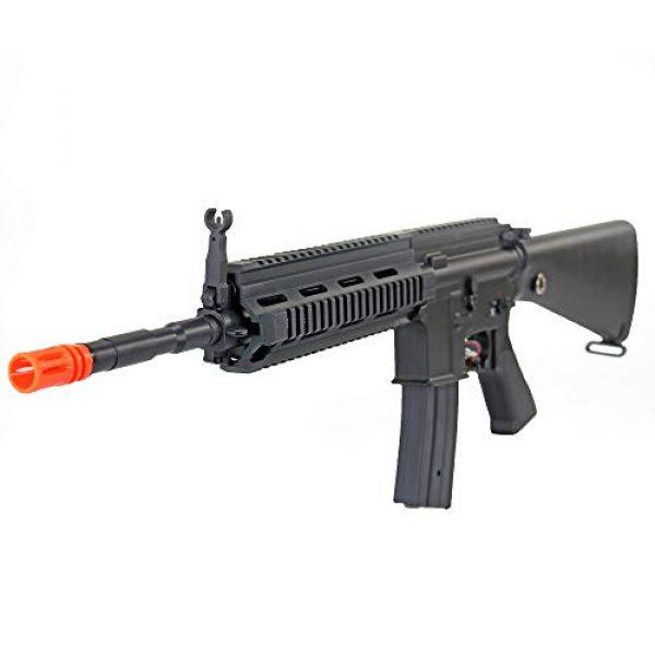 A&K Airsoft Rifle 5 A&K M16 A3 Verion 2 Metal Gear Box Airsoft Gun