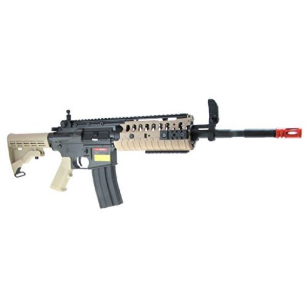 Jing Gong (JG) Airsoft Rifle 3 JG aeg-m4 system nicads/charger included-metal g-bx/camo(Airsoft Gun)