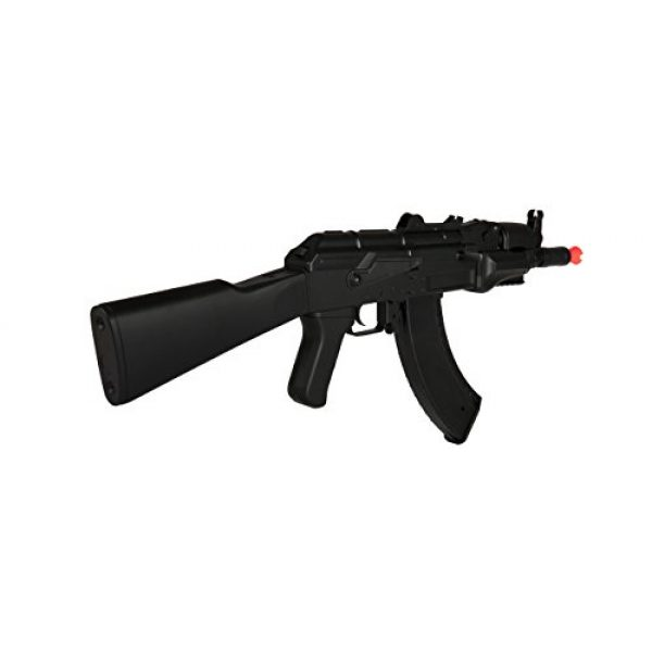 CYMA Airsoft Rifle 4 CYMA AK-BETA 74U AEG Semi/Full Auto Electric Airsoft Rifle Gun Ver. 3 Gearbox High Capacity Magazine FPS 330