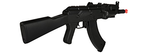 CYMA  4 CYMA AK-BETA 74U AEG Semi/Full Auto Electric Airsoft Rifle Gun Ver. 3 Gearbox High Capacity Magazine FPS 330