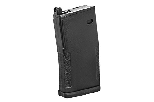 PTS Syndicate  1 PTS/KWA LM4-LR EPM 40-Round Green Gas Airsoft Magazine (Black) - Enhanced Polymer Magazine for GBB Airsoft Rifles