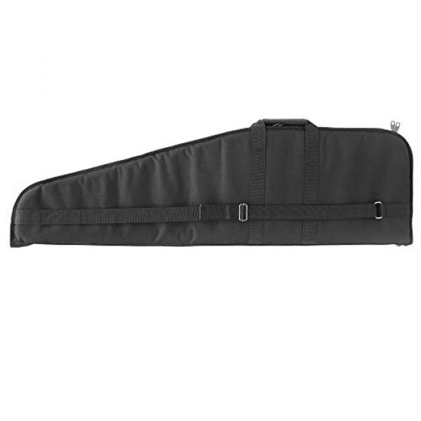 "UTG Rifle Case 2 42"" UTG DC Series Tactical Gun Case with Added Capacity (Black)"