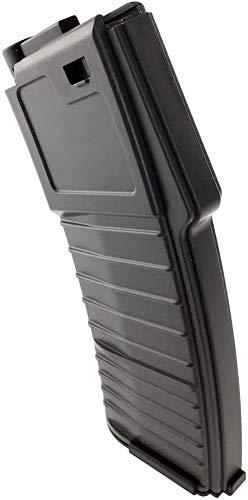 SportPro  4 SportPro 90 Round Polymer Thermold Waffle Medium Capacity Magazine for AEG PDW Airsoft - Olive Drab