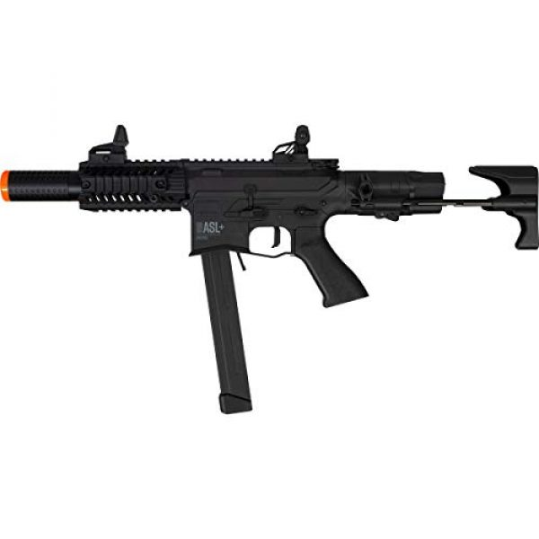 Valken Airsoft Rifle 1 Valken ASL+ Series M4 Airsoft Rifle AEG 6mm Rifle (Sierra)
