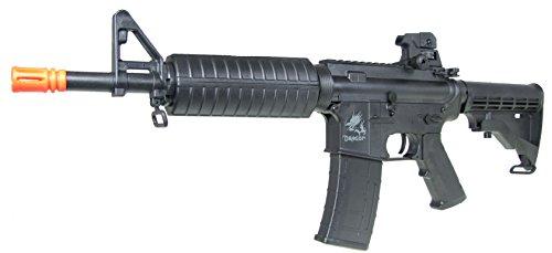 SRC  2 src aeg-the dragon m733 nimah/charger included-metal gb(Airsoft Gun)