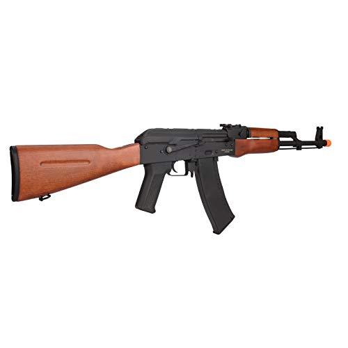 Lancer Tactical  3 Lancer Tactical AK-74N Series AEG Airsoft Rifle Real Wood Furniture