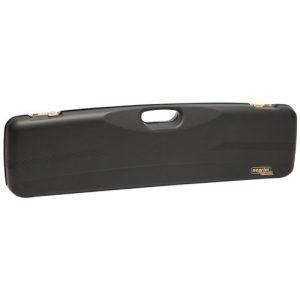 Negrini Cases Rifle Case 1 Negrini Cases 1605IS/4788 Shotgun Case for O/U SXS/PP/1 Gun/1 Barrel up to 31 1/4-Inch, Green/Green