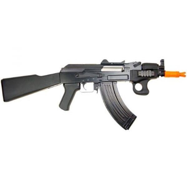 SRC Airsoft Rifle 3 src spetsnaz ak47 aeg full metal airsoft rifle(Airsoft Gun)