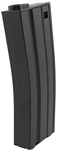 SportPro  2 SportPro CYMA 190 Round Metal Medium Capacity Magazine for AEG M4 M16 3 Pack Airsoft - Black