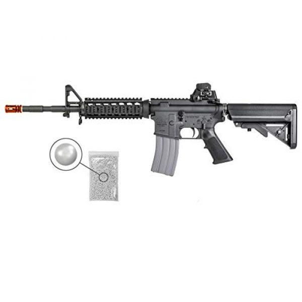 Wearable4U Airsoft Rifle 1 Umarex VFC Avalon SOPMOD CQBR AEG Electric BB Full/Semi Auto Metal Airsoft Airgun with Wearable4U Bundle