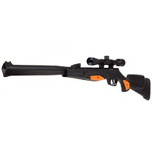 Stoeger Air Rifle 1 Stoeger S4000-E Black Synthetic Suppressed Rifle/Scope Combo air Rifle