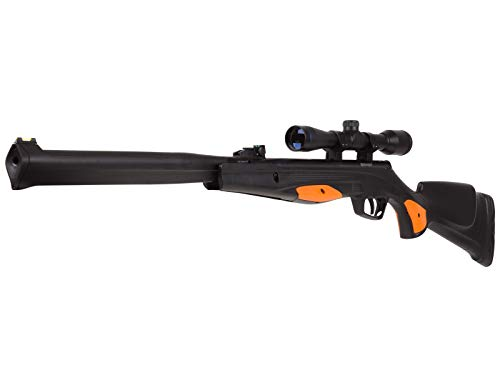 Stoeger  1 Stoeger S4000-E Black Synthetic Suppressed Rifle/Scope Combo air Rifle