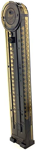 SportPro  2 SportPro Army Force 68 Round Polymer Low Capacity Magazine for AEG P90 3 Pack Airsoft - Transparent