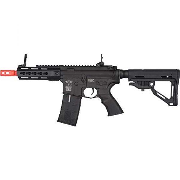 ICS Airsoft Rifle 1 ICS CXP-UK1 Captain Electric Blowback M4 Airsoft AEG Rifle Black