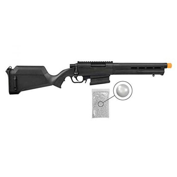 Wearable4U Airsoft Rifle 1 Umarex Amoeba Airsoft Rifle Gun Striker As-02 6mm BB (Gen2) with Wearable4U Bundle