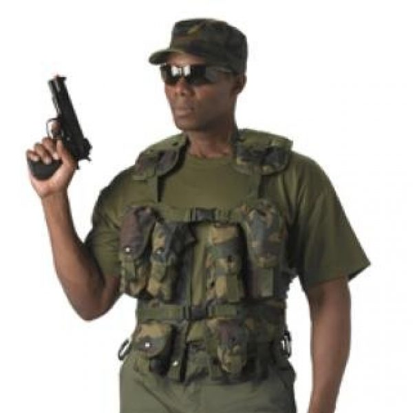 Rothco Airsoft Tactical Vest 2 Rothco Tactical Assault Vest