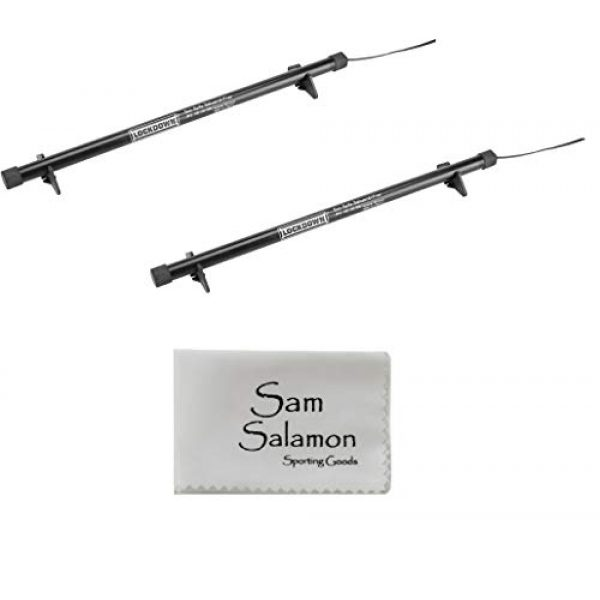 Lockdown Dehumidifier Rod 1 Lockdown Dehumidifier Rod (2 Pack) w/Micro Sam Salamon Cloth